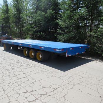 重型平板车