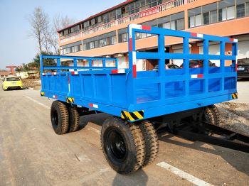 小型高栏拖车