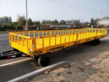 重型平板拖车