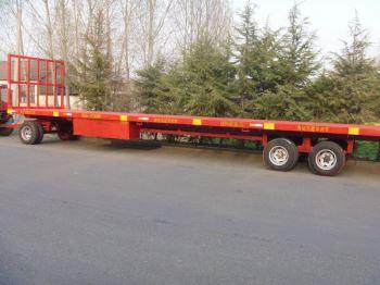 30吨平板挂车