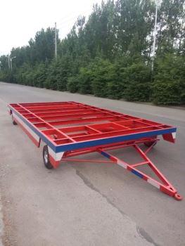 4吨平板拖车