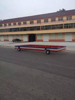 野外木屋拖车