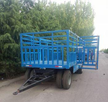 5吨高栏挂车