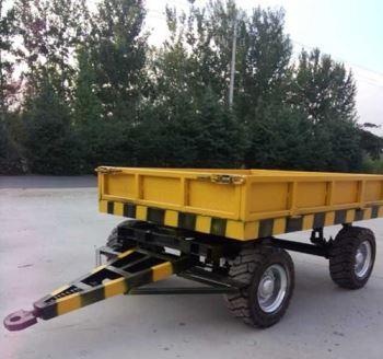 2吨行李运输车