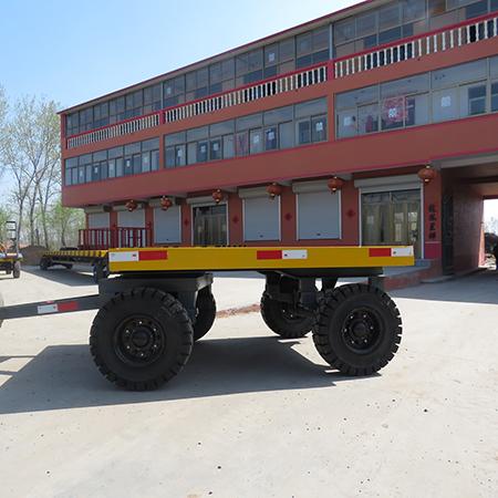1吨平板拖车