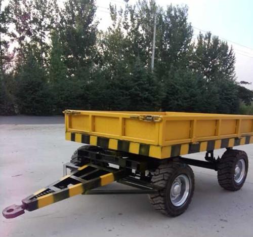 2吨转运拖车